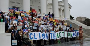 Climate Action Lobby Day in Richmond