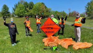 Tiger Valley Road Cleanup