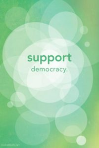 Support Democracy